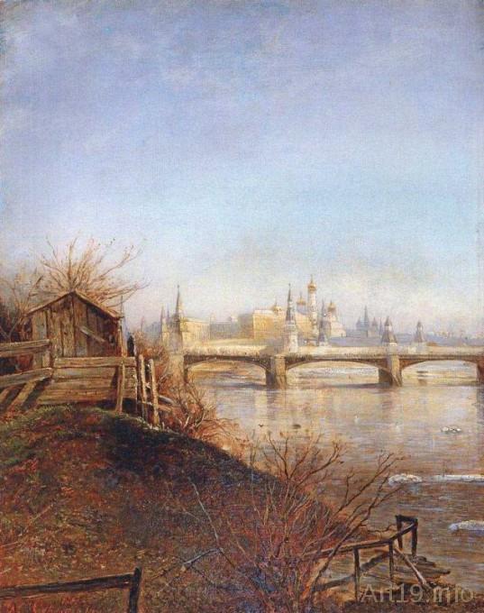 vid-na-moskovskij-kreml-vesna